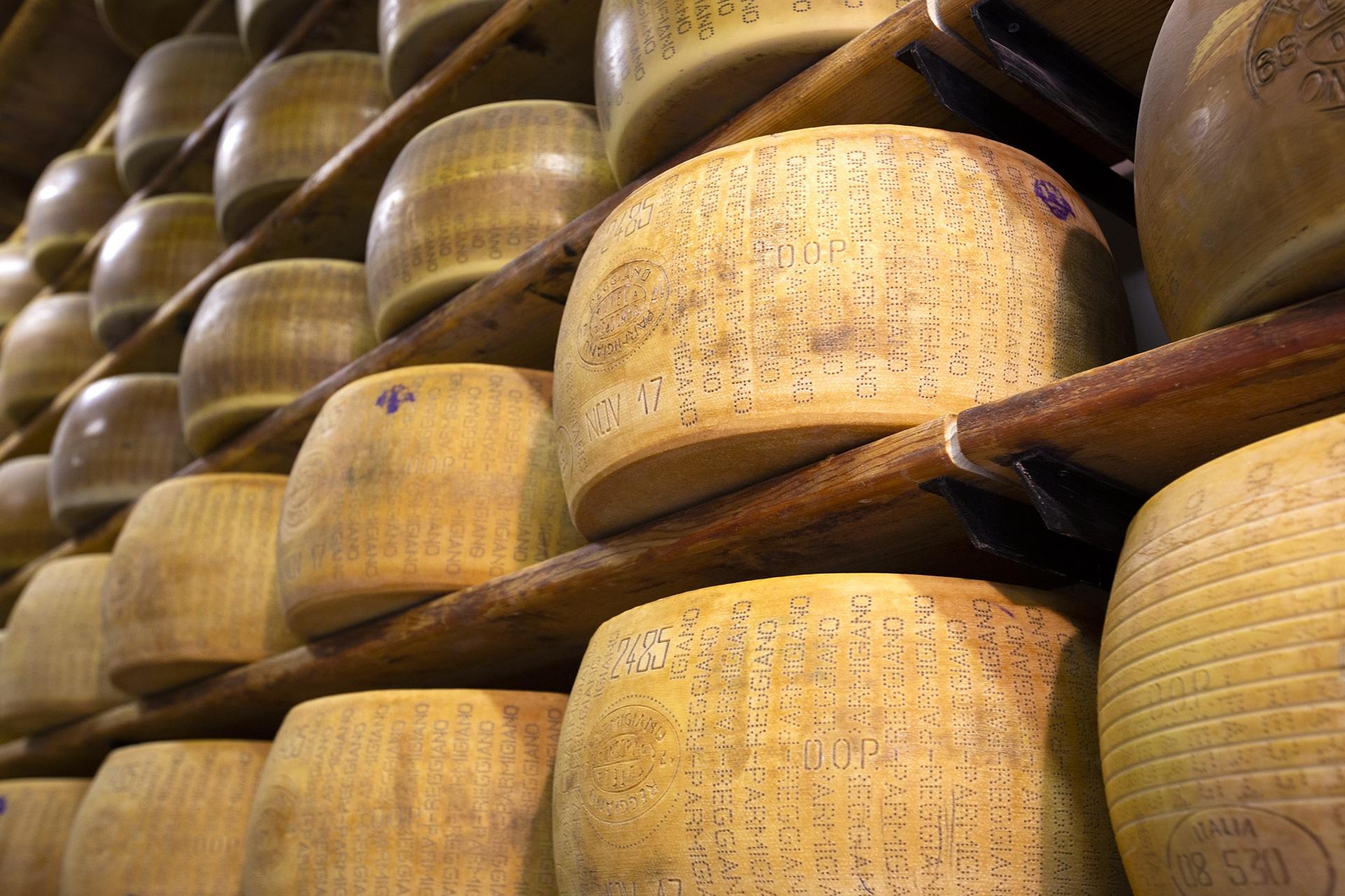 vad formaggi parmigiano reggiano